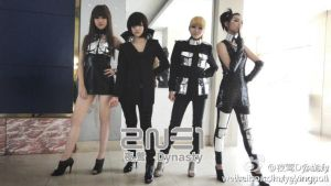 2NE1 I am the best COSPLAY by YEYINGdynasty