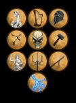 Game Icons by The-Nameless-Poet