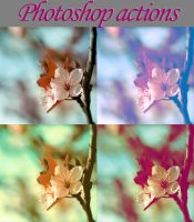 Photoshop Actions 005. by itsreality