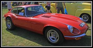 E Type Jag by lizzyr