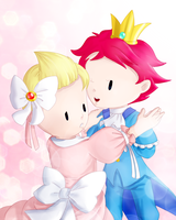 M3_The princess boy and the prince girl by Chivi-chivik