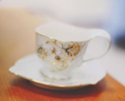 a cup by Blurry-Photography