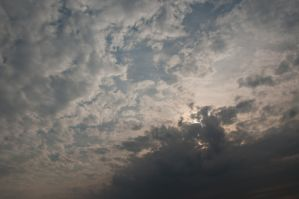 Clouds in the sky #03 by artofphotograhy