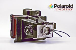 Polaroid Colorpack by Ryan-Warner