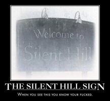 Silent Hill by hunterdust