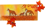 Autumn tale by Wolverica