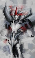 TFP: Starscream by Wraitany