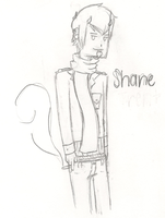 New OC: Shane by ask--kaz