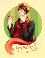 HBD Lavi 2015 by H8ARO