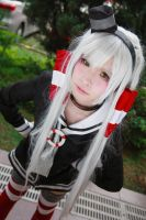 Kantai Collection - Amatsukaze by Xeno-Photography