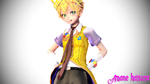 MMD TDA: Only  A W.I.P. by AmaneHatsura