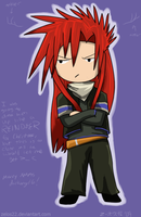 gift chibi-Reflections Asch by zelos22