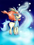 Keldeo Resolute Form by NeonCelestia20