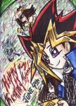 HAPPY BDAY YUGI MUTOU by ManaDarkMagicianGirl