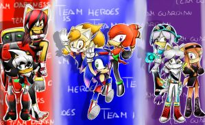:CE: Cause we are the next heroes! by Cometshina