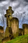 HDR Grave Stones by rickuk73