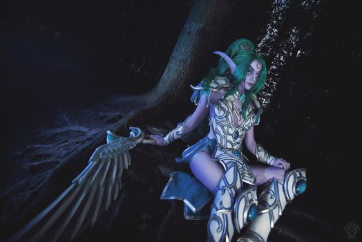 Tyrande Whisperwind - Heroes of the Storm by Narga-Lifestream