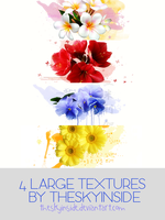 Texture Set 2 by theskyinside