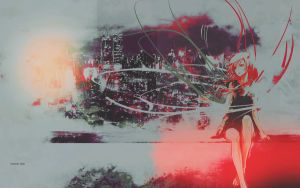 Guilty Crown [Inori] by mohren-chan