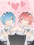 Rem and Ram by rockleeofthesand
