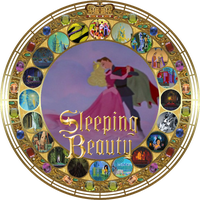 Sleeping Beauty Storybook by Maleficent84