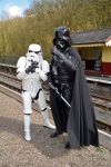 Churnet Valley Railway Sci-Fi Weekend 2015 (26) by masimage