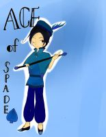 APH: Ace of Spade by pallaza