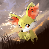 Fennekin by nintendo-jr