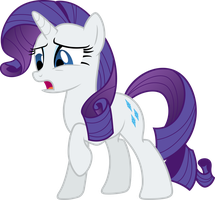 Rarity cornered by Myardius