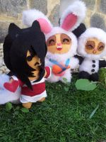 League of legends plush by lawy-chan