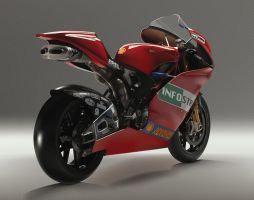 Ducati Vector by picksell