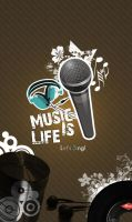Music Is Life...Let's Sing by Creamania