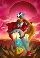 Protoman by Gotetho