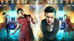 Clara and the Doctor  by Bobman235