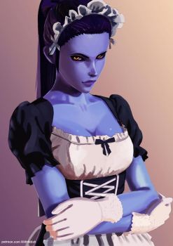Widowmaker by Lilith-Fetish