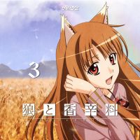 Spice and Wolf DVD Cover 3 by SpicyLawrence