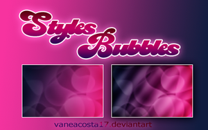 Styles Bubbles by vaneacosta17