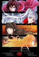 The Time Has Come: RWBY Contest (winner) by BloodyRosalia
