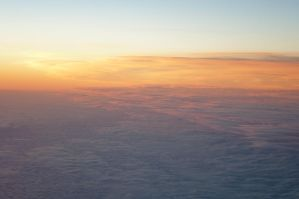 Above the Clouds by sudd