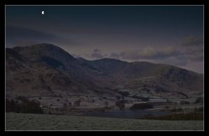 Wetherlam and Swirl How, Dawn by ExSLR
