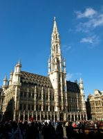 Stadhuis by gee231205