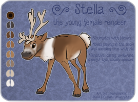 Stella 2O13 Reference by coat