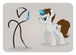 Will and the Stickman by Emkay-MLP