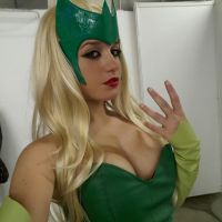Amora The Enchantress cosplay by joulii91
