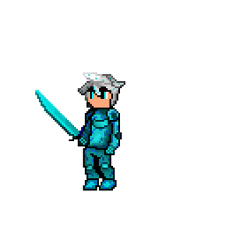 Blue Soldier by Elso12