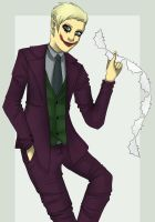 +TheJoker+ by MakeMeButterfly