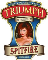 Spitfire Ale Label by Planetspectra