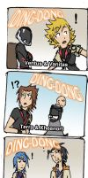 KH BBS Spoof: Ding Dong Who by jojo56830