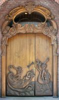 door by Drezdany-stocks