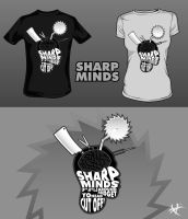 Sharp Minds by artrias